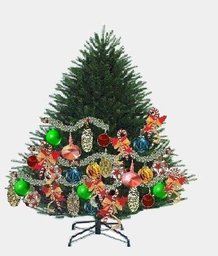 Classifica di L'albero di Natale 2018!! - Pagina 2 Albero10