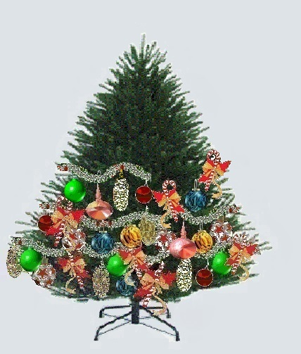 Classifica di L'albero di Natale 2018!! - Pagina 2 Albero11