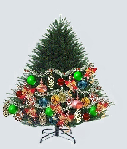 Classifica di L'albero di Natale 2018!! - Pagina 2 Albero13
