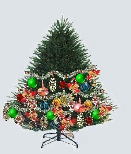 Classifica di L'albero di Natale 2018!! - Pagina 2 Albero15