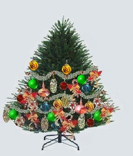 Classifica di L'albero di Natale 2018!! - Pagina 2 Albero17