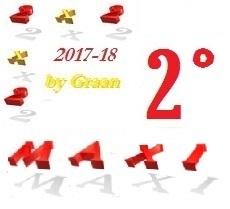 VINCITORI 2X2X2 2017-18 GIOIETTA-MAXI-GRAAN  Premio12