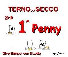 VINCITORI TERNO SECCO 2018: PENNY-ASTRID70-OMBRA Premio13