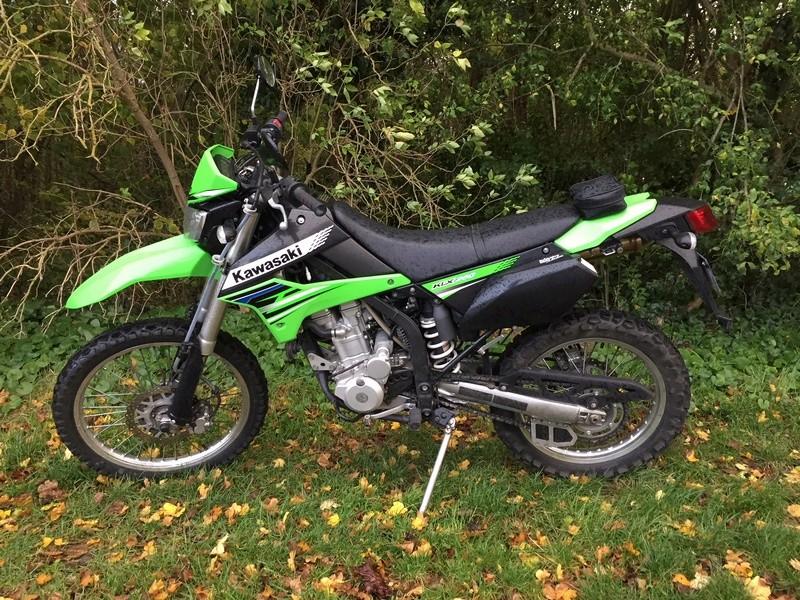 Laurent60 - Ma moto verte : 250 KLX  Klx12