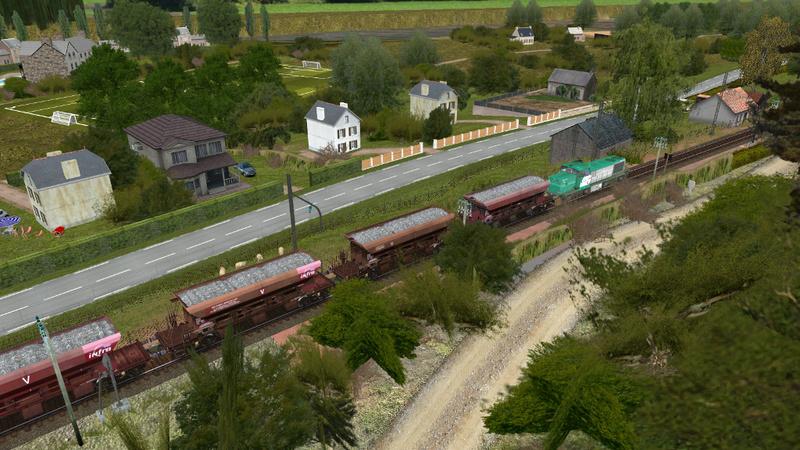 Série de coffrets pour TrainZ Giraud31