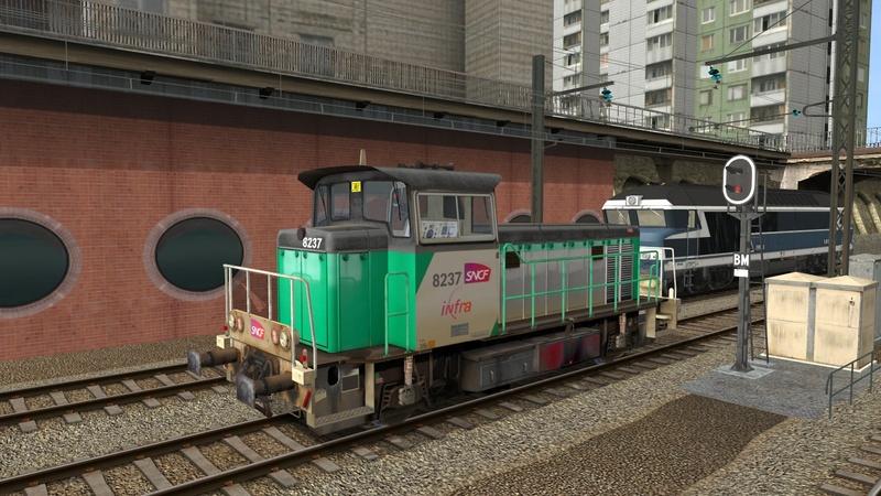Locomotives V 211 et V 212 entreprises ferroviaires Giraud41