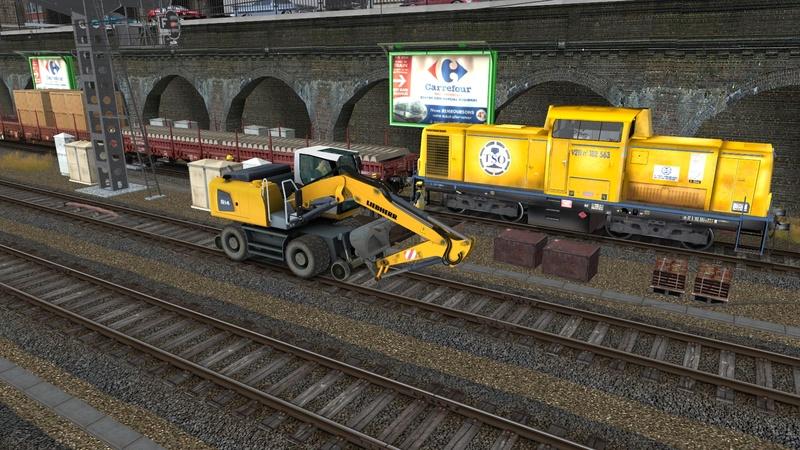 Locomotives V 211 et V 212 entreprises ferroviaires Giraud43