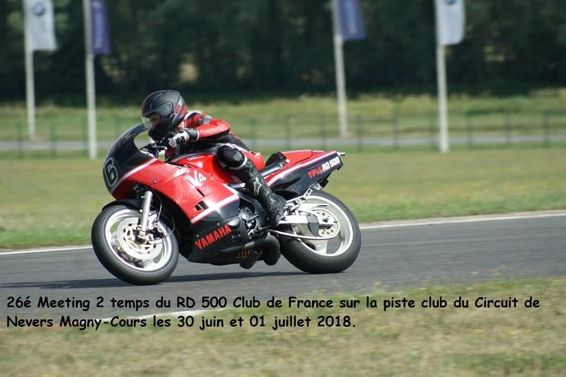 26é Meeting 2 temps du RD 500 club de France.  Magny-11