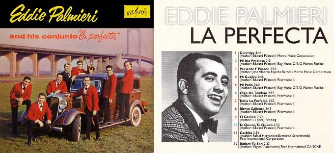 Jazz afro-cubain & musiques latinos - Playlist Eddie_15