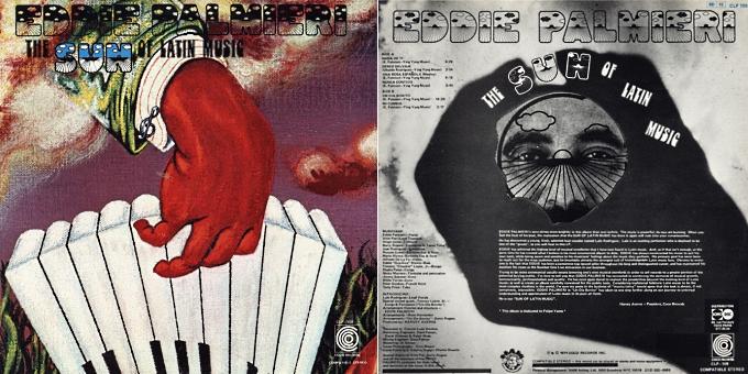 Jazz afro-cubain & musiques latinos - Playlist Eddie_16