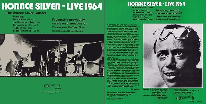 [Jazz] Playlist - Page 19 Horace11