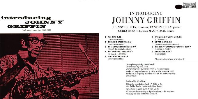 [Jazz] Playlist Johnny12