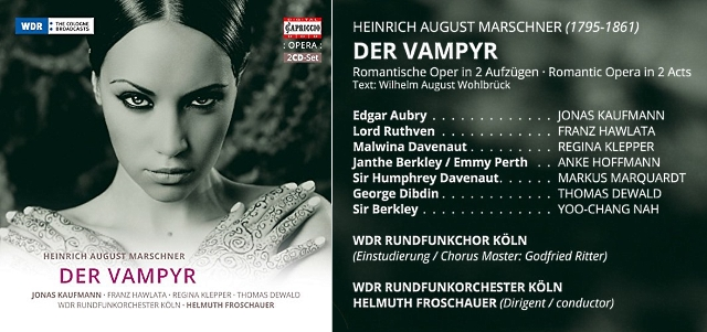 Heinrich August Marschner - Opéras Marsch10