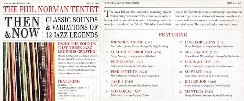 [Jazz] Playlist Phil_n10