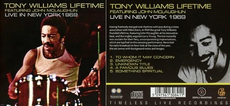 """Le """"jazz-rock"""" au sens large (des années 60 à nos jours) - Page 9 Tony_w13"""