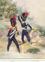 Drapeau du 1er régiment d'infanterie légère napolitaine 78_fan10