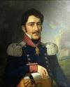 Drapeau du 1er régiment d'infanterie légère napolitaine Colone10