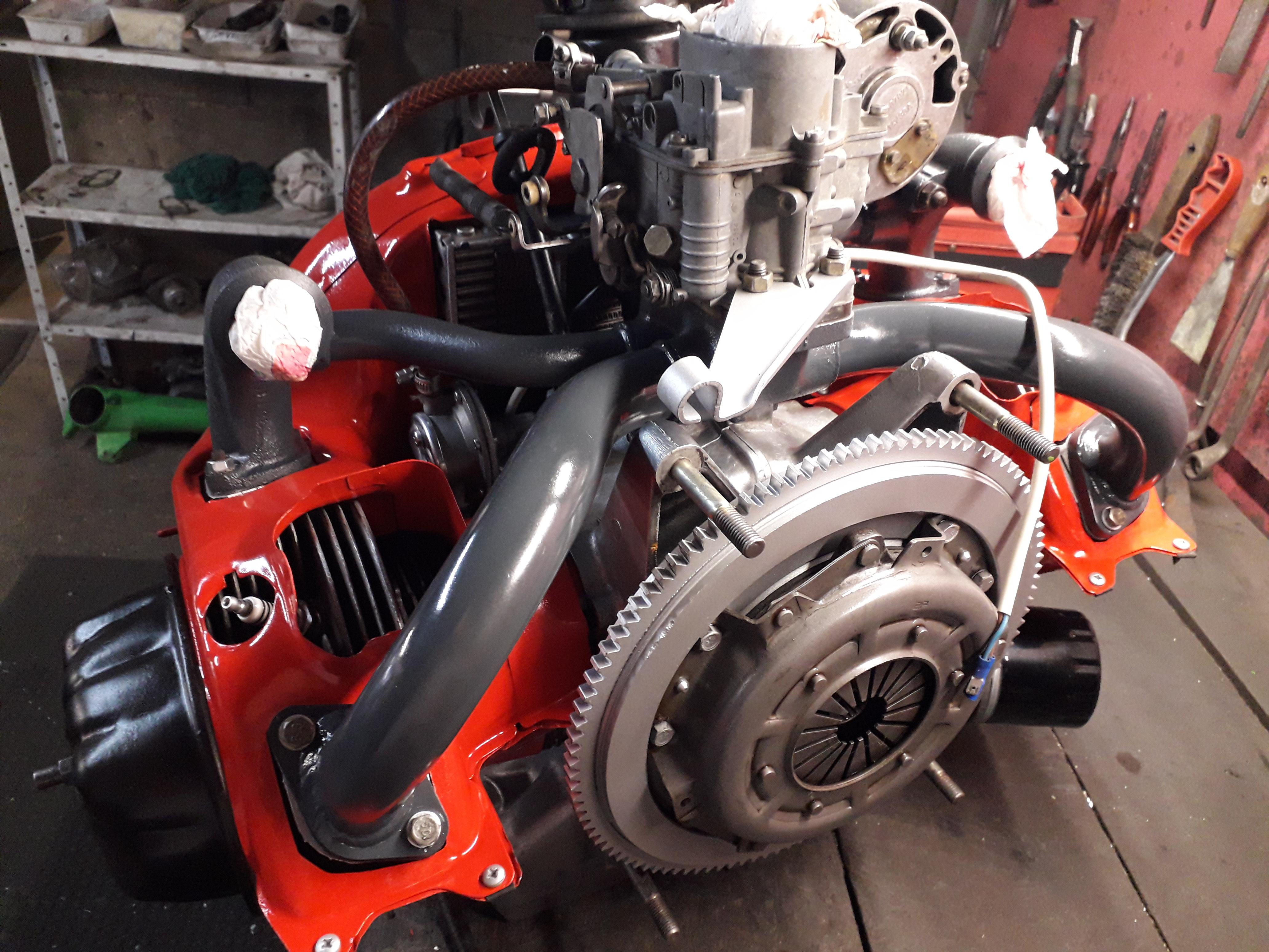 moteur  2 cv cross 20180613