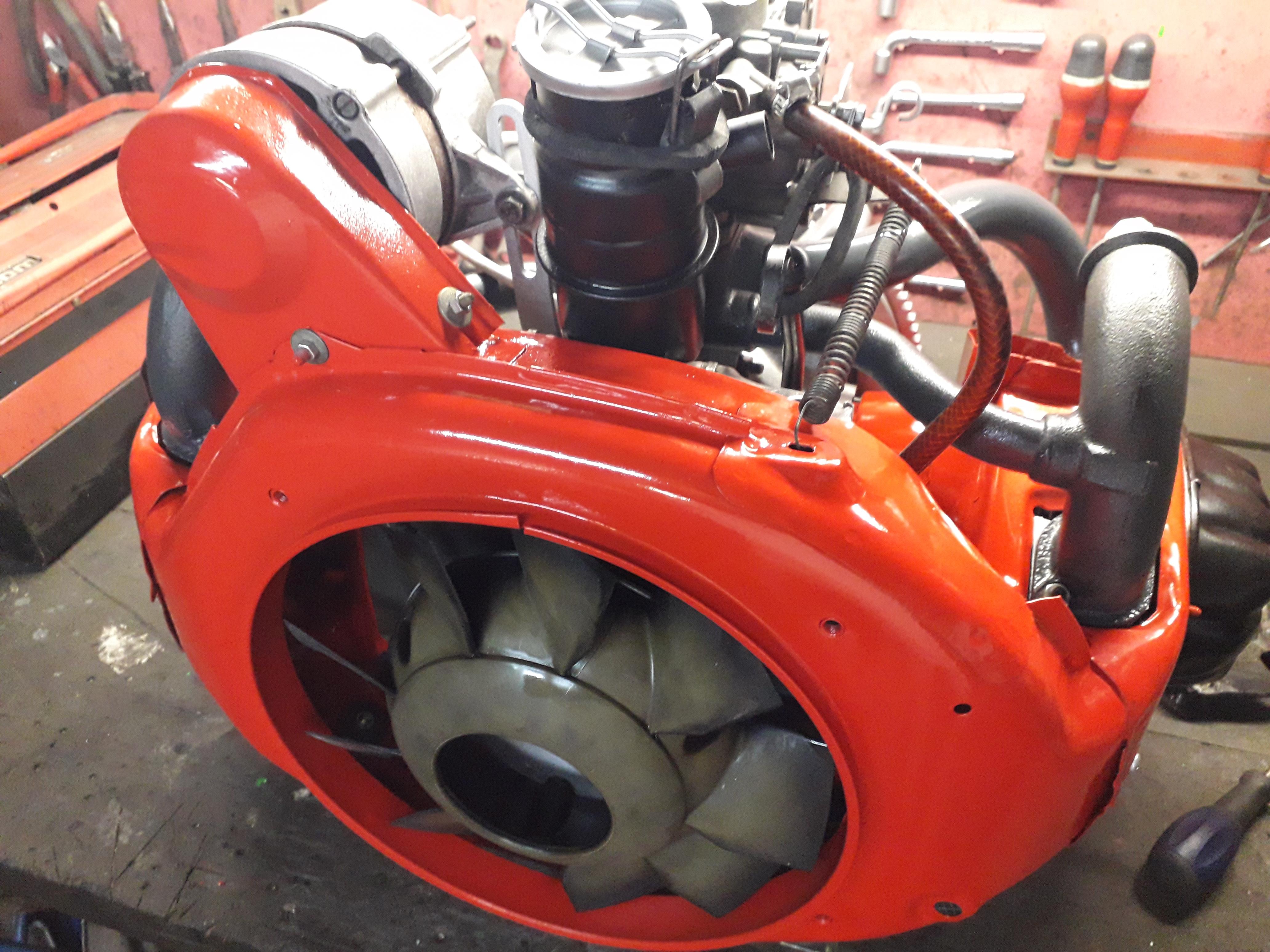 moteur  2 cv cross 20180614