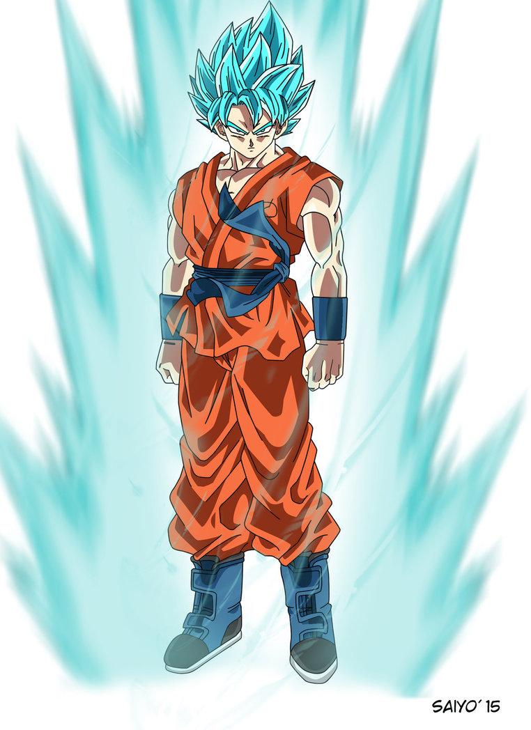 Je demande.... et j'obtiens ! - Page 2 Goku_i10