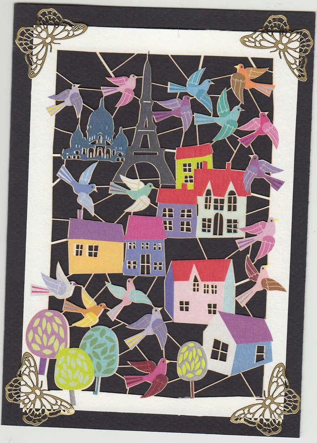 carte ville de ¨Paris Villeg10