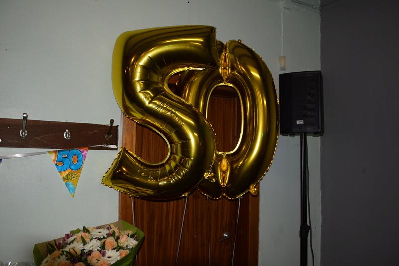Le jubilé d'OLIVIER.................50 ans Dsc_0053