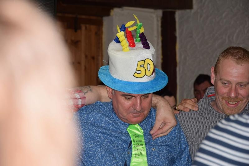 Le jubilé d'OLIVIER.................50 ans Dsc_0058