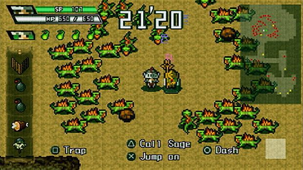 Half-Minute Hero (Test PSP) 27650110
