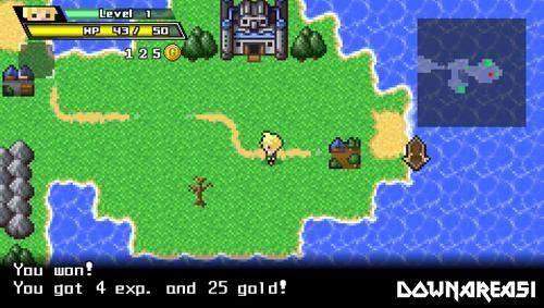 Half-Minute Hero (Test PSP) Half_m10