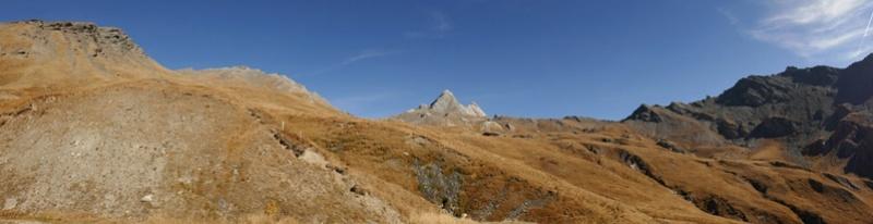 Petit tour dans le Queyras, pour voir les Mélèze en feu  (enfin doré quoi !) P1040710
