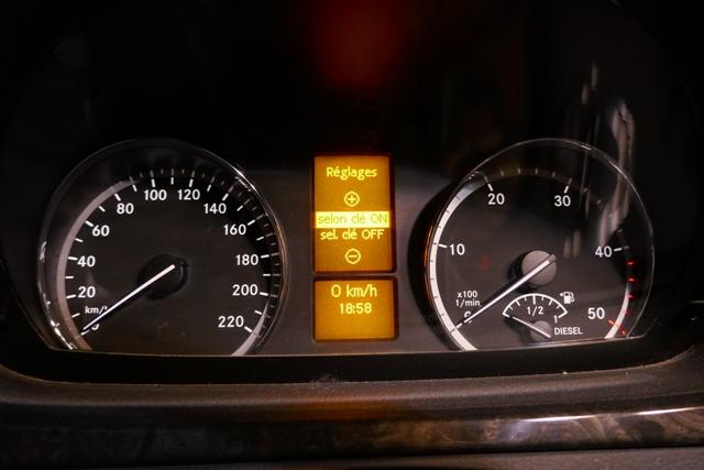 Réglage du rabattement automatique des rétroviseurs extérieurs P1050013