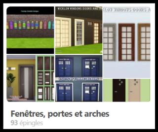Fenêtres, portes et arches Fenytr10