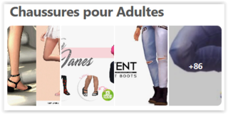 Chaussures pour adultes Scree140