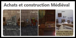 Médiéval (achat / construction) Scree180