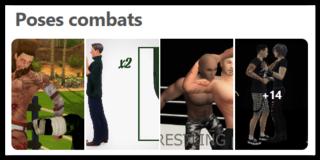 Poses Combats Screen61