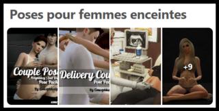 Poses pour femmes enceintes Screen63