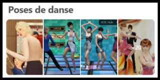 Poses de danse Screen69