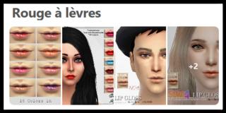 Rouge à lèvres Screen81