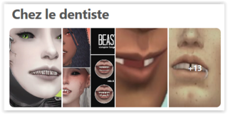 Chez le dentiste Screen85