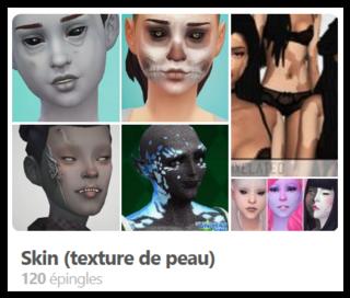 Skin (texture de peau) Screen88