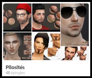 Pilosités Screen89