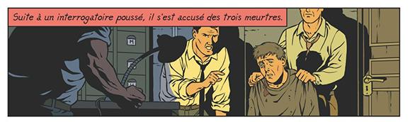 Le principe d'Heisenberg, par François Corteggiani et Christophe Alvès - Page 5 Lefran14