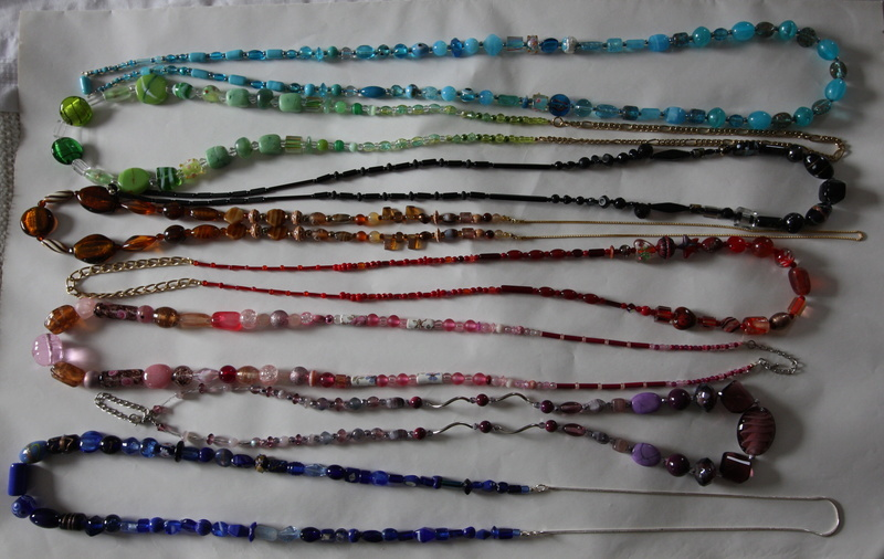 Long necklaces Longne10