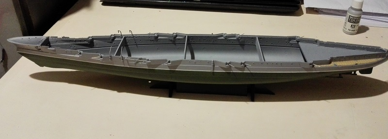 Soviet Battleship Marat a 1/350 de Zvezda Img_2100