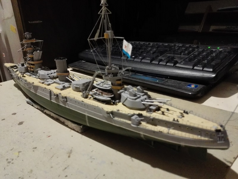 Soviet Battleship Marat a 1/350 de Zvezda Img_2116