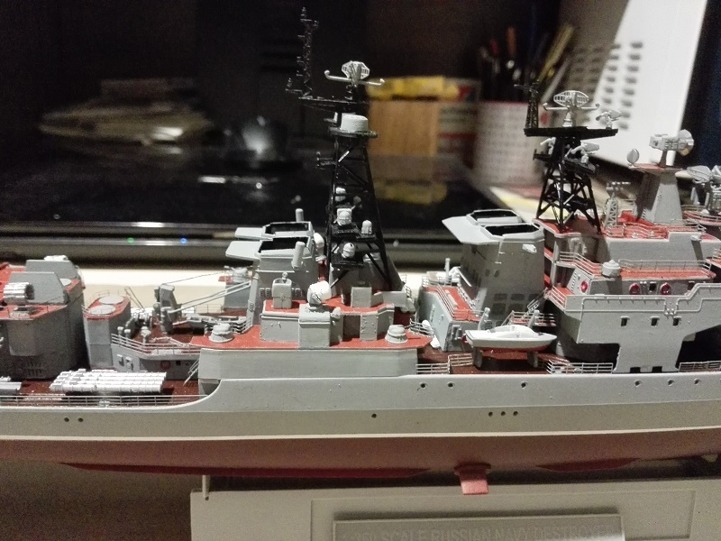 Trumpeter Russian Navy Udaloy a 1/350 Img_2119