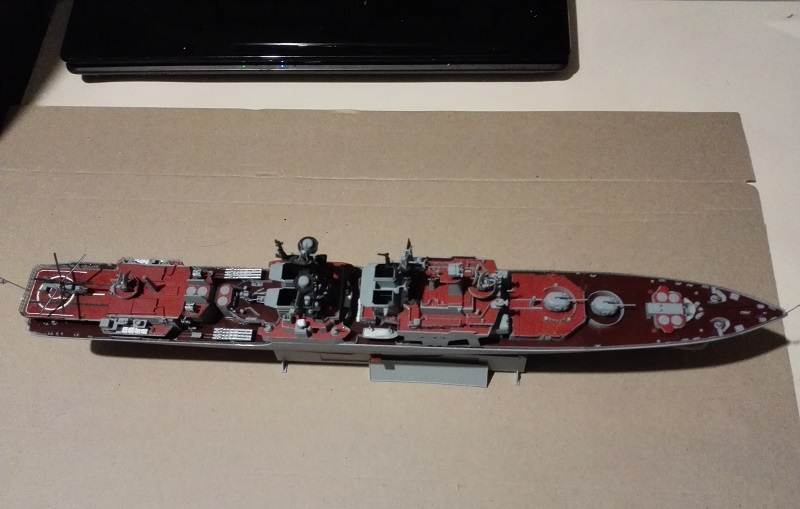 Trumpeter Russian Navy Udaloy a 1/350 Img_2122