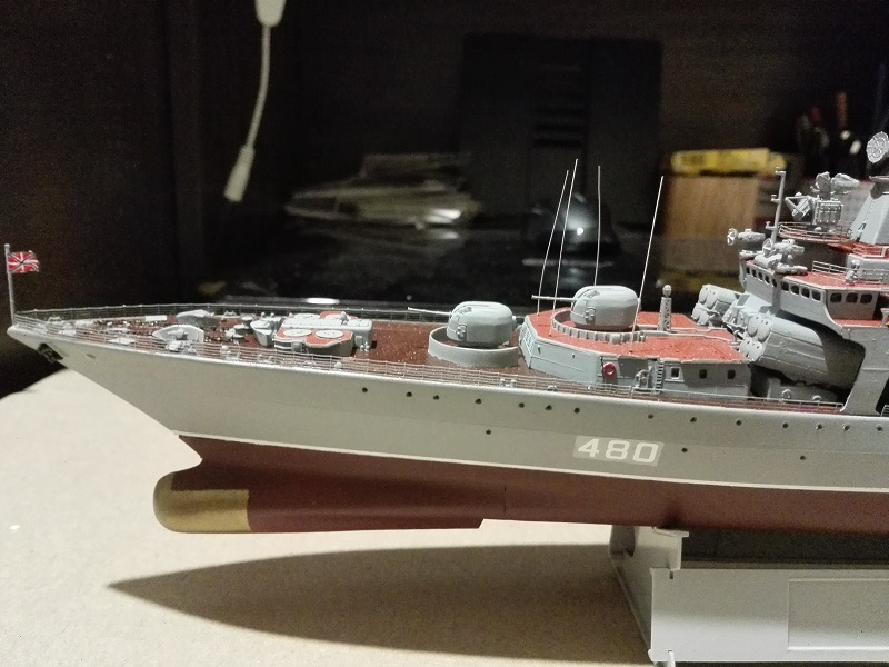 Trumpeter Russian Navy Udaloy a 1/350 Img_2124