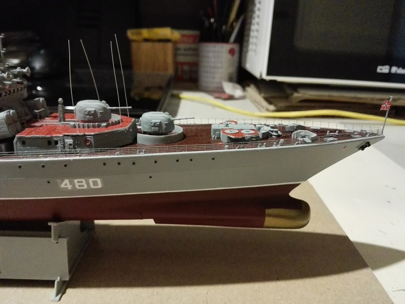 Trumpeter Russian Navy Udaloy a 1/350 Img_2125