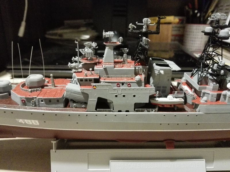 Trumpeter Russian Navy Udaloy a 1/350 Img_2126